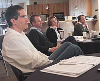 Leadership Training Room