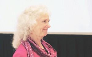 Change Management Speaker: Linda Anderson