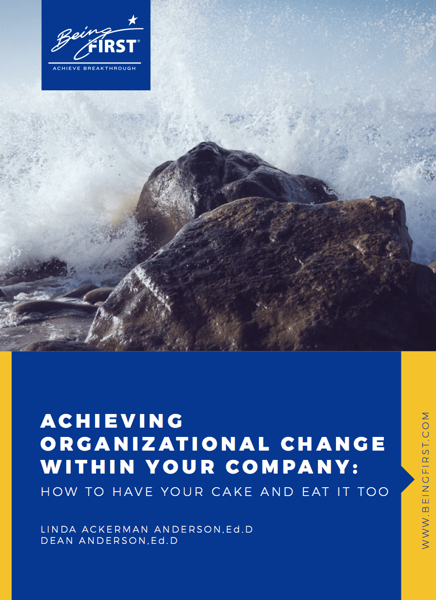 Achieving Organizational Change Within Your Company