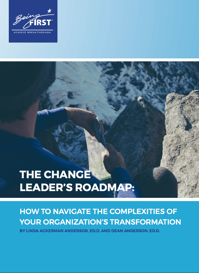 eBook: The Change Leader's Roadmap - How to Navigate the Complexities of Your Organization's Transformation