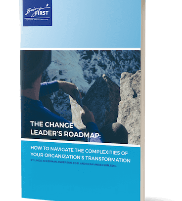 How to Handle the Complexity of Organization Transformation: The Change Leader's Roadmap