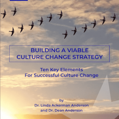 10 Key Elements for Culture Change Strategy eBook
