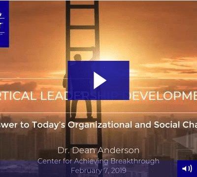 vertical leadership webinar
