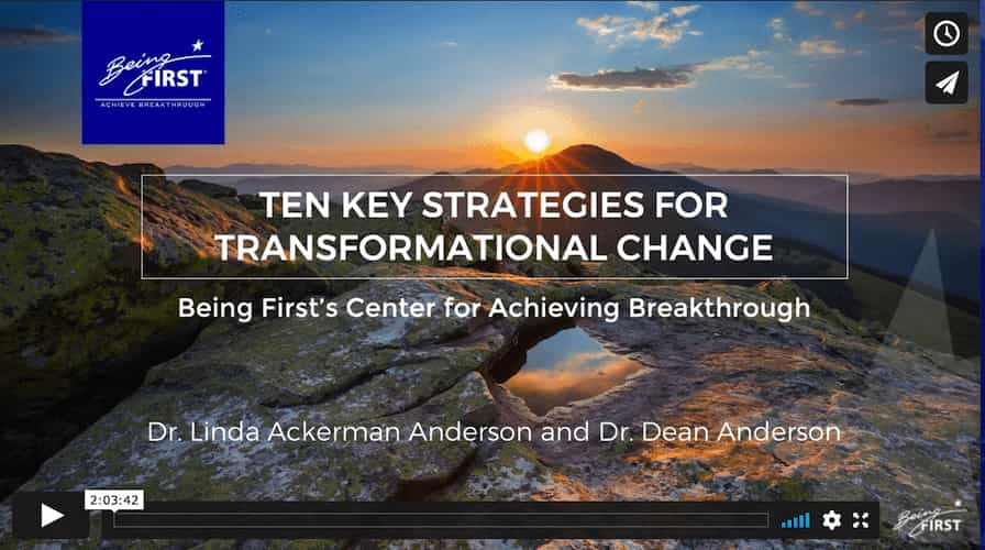 10 Key Strategies for Leading Transformational Change